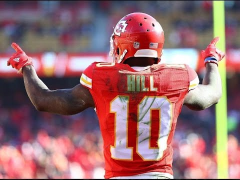 Tyreek Hill Highlights 2016 2017 Dead Or Alive YouTube