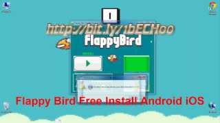 [iOS & Android] Flappy Bird Free Download Android Install [No Surveys]