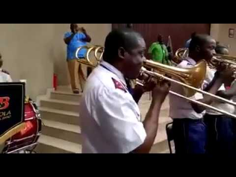 Salvation Army Band (Amaizing song)