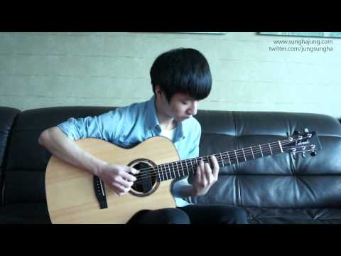 (John Denver) Country Road - Sungha Jung
