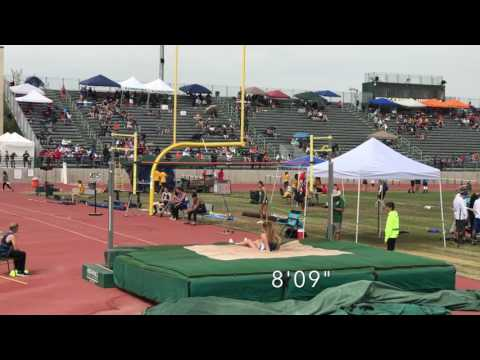 2017 Rafer Johnson Invitational - Melissa Bothwell