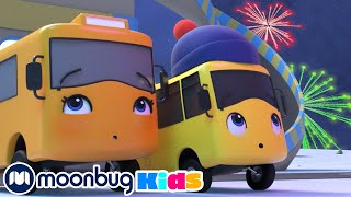 Fireworks with Family Fun! | | Go Buster By Little Baby Bum | Kids Cartoons & Baby Videos
