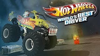 #3 Hot Wheels World
