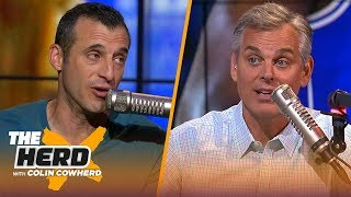 Doug Gottlieb on Warriors without KD in Game 1, says Zion is perfect for
