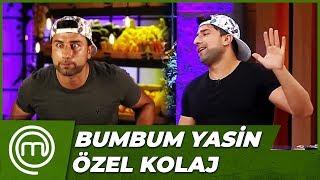 Gambar cover Yasin Obuz Özel Kolajı BUM! 💥   MasterChef Türkiye