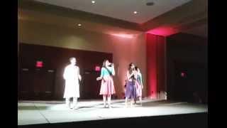 Bollywood Dance Club at USF - One Two Three Four Chennai Express - SIA Salsa Bhangra 2014
