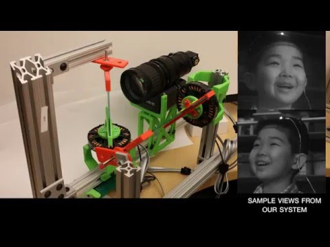 Virtual Headcam: Pan/tilt Mirror-based Facial Performance Tracking