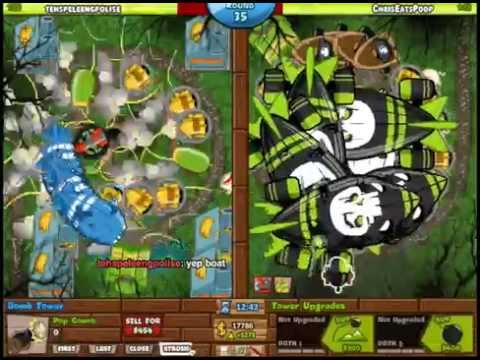 Bloons TD Battles: Tyler's Return to KOTH?!? Episode 0