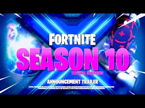 *NEW* SEASON 10 CINEMATIC TEASER TRAILER! ALL DETAILS & LEAKS!: BR