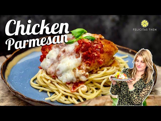 Chicken Parmesan | Parmigiana - das beste Soulfood | Felicitas Then