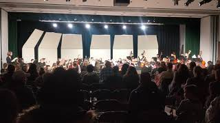Cottage Grove Middle School Sixth Grade Orchestra Concert