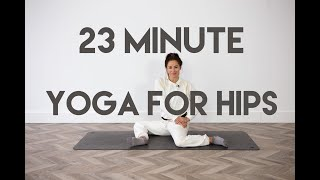23 Minute Yoga for Hips