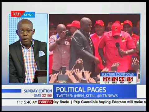 The last lap for Raila Odinga and Uhuru Kenyatta as associates jump ship: Political pages