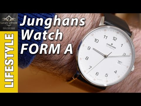 Junghans Watch Form A Review