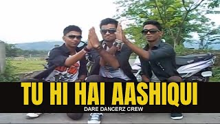 Romantic hip hop mix song--Dare Dancerz