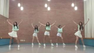 U N I Q TWICE CHEER UP cover dance mirrored