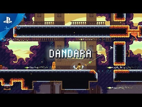 Dandara - Launch Trailer | PS4