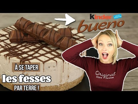 ♡•-recette-cheesecake-kinder-bueno-•♡