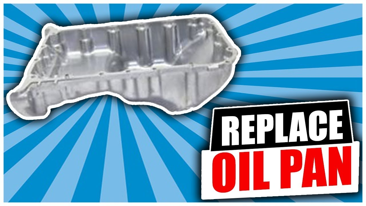 medium resolution of how to replace the oil pan on a honda odyssey