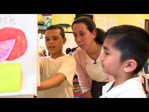 A Gallery Walk To Inspire Student Collaboration (Early Math Collaborative)