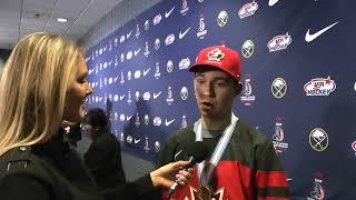 Interview Tyler Steenbergen (CAN)