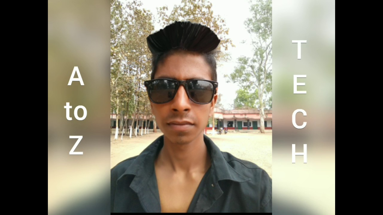 Picart apna hair style  kaise  change kare  YouTube