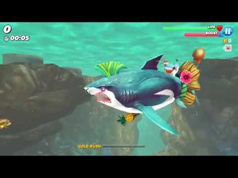 Great White in Arabian Sea # 2 - Hungry Shark World