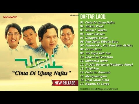 WALI BAND FULL ALBUM - LAGU INDONESIA TERBARU 2017