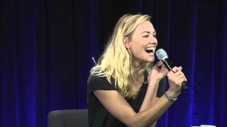 Nerd HQ 2015: A Conversation With Yvonne Strahovski