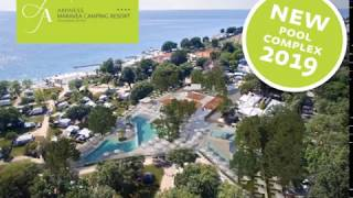 Aminess Maravea Camping Resort (ex Aminess Park Mareda Campsite) NEW in 2019!