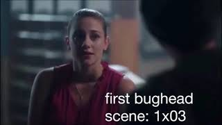 Bughead being the worst couple for 3 minutes and 54 seconds straight