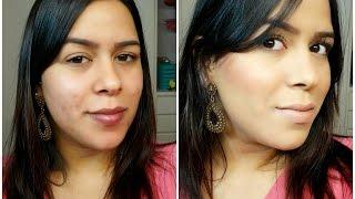Base Líquida com Efeito Matte Vult | Testado em pele com acne/manchas