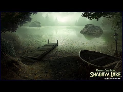 Mystery Case Files 9. Shadow Lake Walkthrough   За семью печатями 9. Озеро Теней прохождение #3