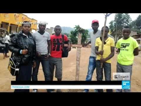 Self-Defense Patrols In DR Congo