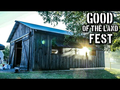 Good Of The Land Fest 2019 In Temple, Texas