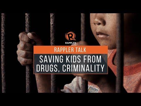 Rappler Talk: Saving kids from drugs, criminality