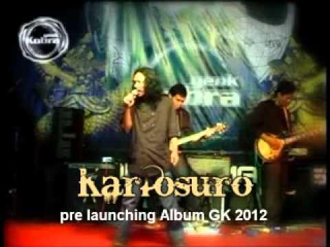 KARTOSURO (Telik Sandi) - Genk Kobra Trial Album 2012