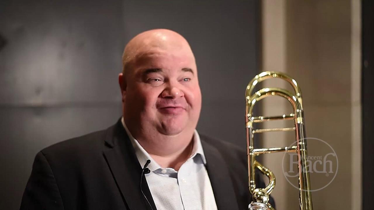 Bach 42BOF Limited Edition Centennial Trombone 1918-2018 | SamAsh