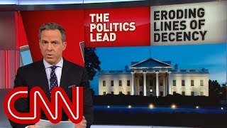 Tapper: White House degrading US values