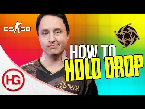 How to hold drop on Cobblestone by GeT_RiGhT (CS:GO)