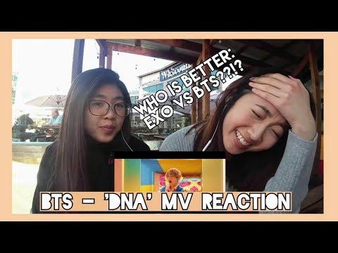 CONTROVERSIAL??   EXO-Ls REACT TO BTS (방탄소년단) 'DNA' - HONEST REVIEW   BerylYaniTV  