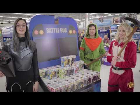 Funko Fortnite at Walmart