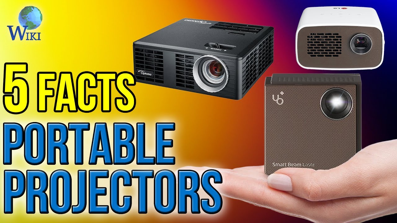 Top 10 Portable Projectors of 2019 | Video Review