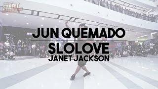 Jun Quemado Choreography  - SloLove by @JanetJackson