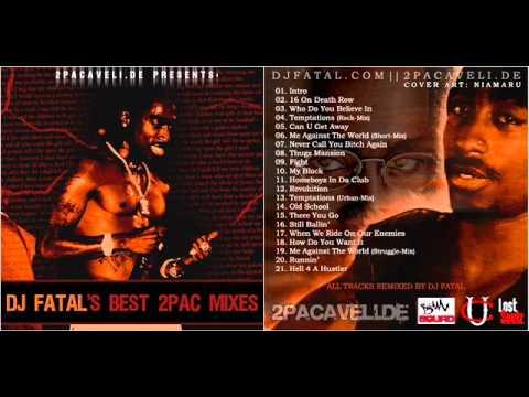 2Pac - Never Call U Bitch Again (DJ Fatal Remix)