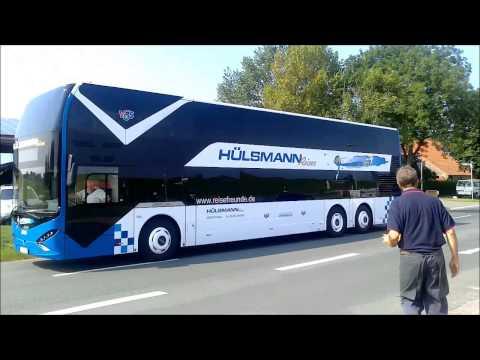 Autobusy Niemcy
