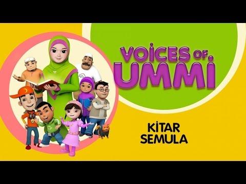 Voices Of Ummi - Kitar Semula | Kids Song | Kids Videos | Kids Channel