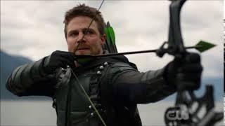 Arrow Season 6 Bow Sound Effect 2