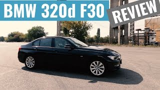 BMW 320d F30 Luxury Line Steptronic REVIEW