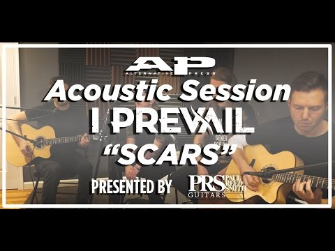 "APTV Sessions: I Prevail - ""Scars"" (acoustic)"